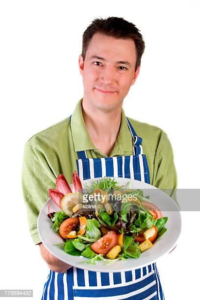Sirve ensaladas