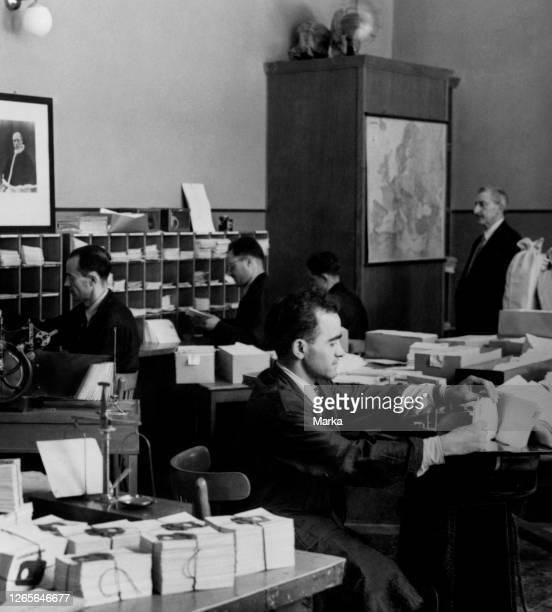 Servizio Poste Vaticane. Città Del Vaticano. 1943.