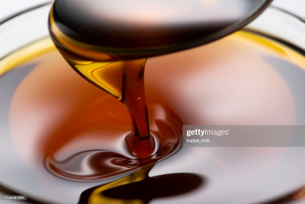 Sesame oil : Stock Photo