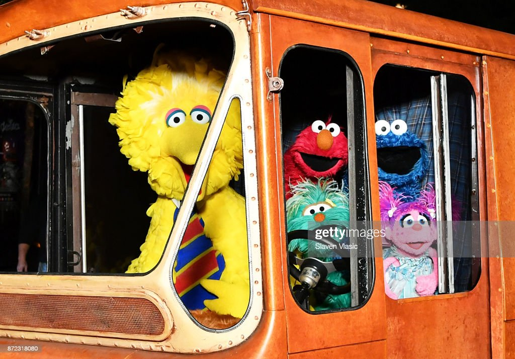 HBO Premiere of Sesame Street's The Magical Wand Chase at the Metrograph : News Photo