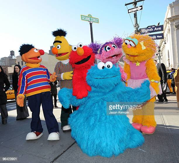 Bert & Ernie Stock Photos And Pictures