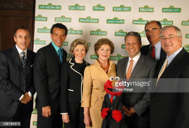 Sesame Workshop held it's 5th Annual Benefit Gala on Wednesday May 30th at Cipriani 42nd Street Today Show Host Matt Lauer Tony Award Winner Brian...