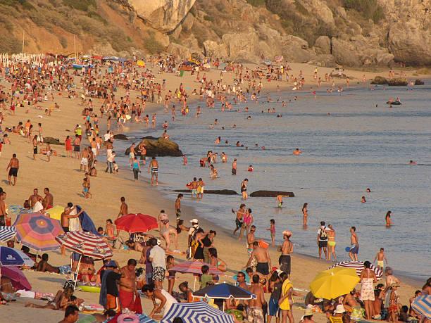 Sesimbra beach