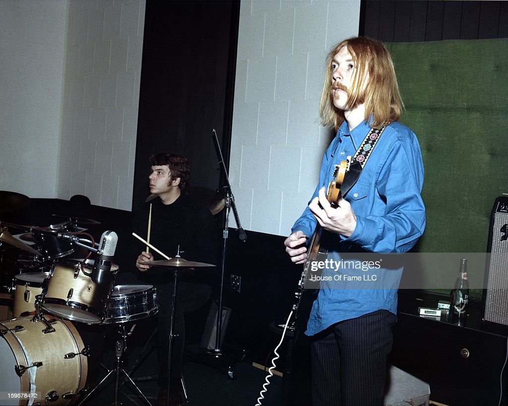 Duane Allman At FAME : News Photo