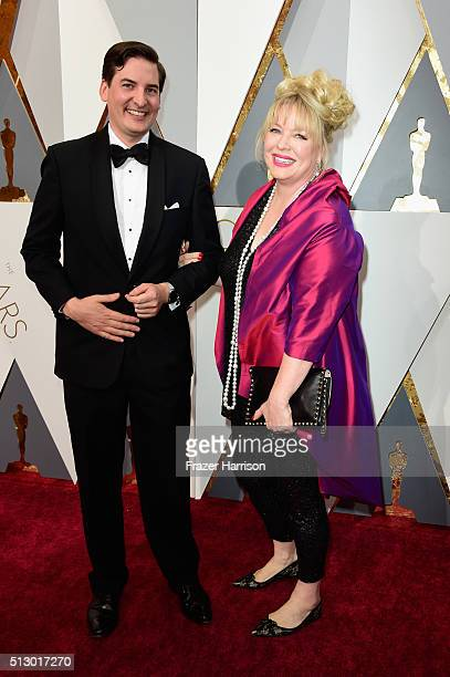 Set decorator Lisa Thompson attends the 88th Annual Academy Awards at Hollywood Highland Center on February 28 2016 in Hollywood California