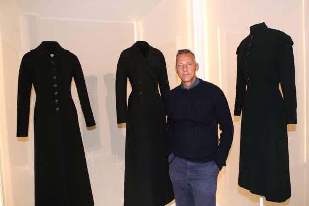 """FRA: """"Azzedine Alaia Collector - Alaia And Balenciaga, Sculptors Of Form Exhibition"""