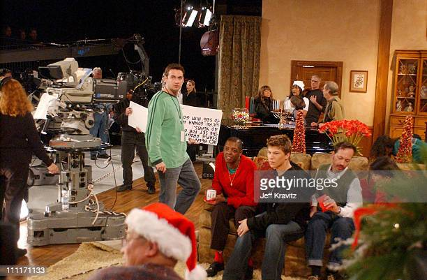 """Set during Nick at Nite Celebrates the Holiday Season with """"The Nick at Nite Holiday Special"""" Airing on Friday, Nov. 28 at CBS Studios in Hollywood,..."""