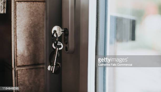 set of keys - close up stock pictures, royalty-free photos & images
