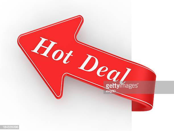 Satz von Label-Hot Deal