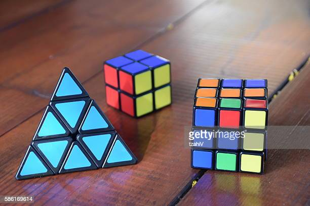 set of Rubiks Cube