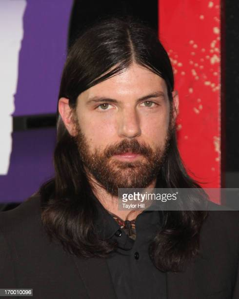 Seth Avett of The Avett Brothers attends the 2013 CMT Music awards at the Bridgestone Arena on June 5 2013 in Nashville Tennessee