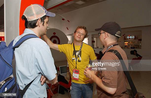 Seth Carmichael and guests during 2006 Los Angeles Film Festival Kodak Speed Dating Day Three at Target Red Room in Westwood California United States