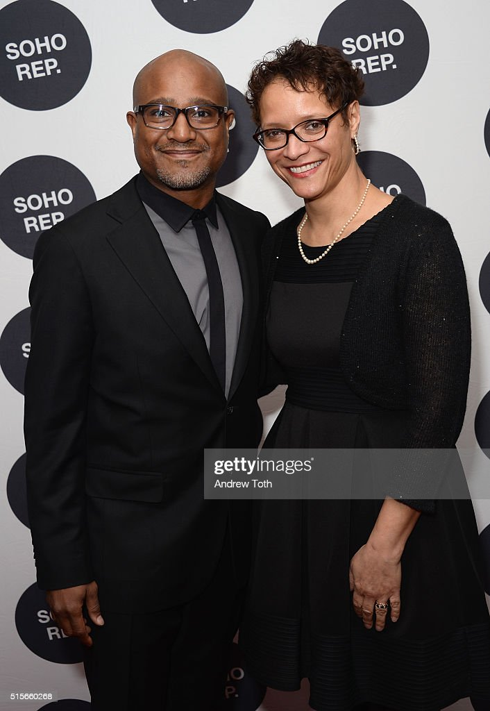 Wonderful Seth Gilliam And Leah C Gardiner Attend Soho Repu0027s Spring Fete 2016 At The  Lighthouse At