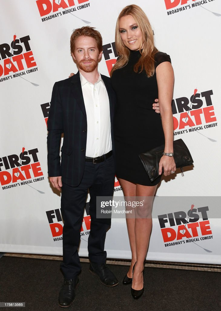 """""""First Date"""" Broadway Opening Night - Arrivals And Curtain Call"""