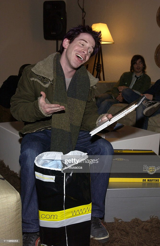 Seth Green at the Chrysler Lounge Backstage Creations Talent Retreat at the Chrysler Million Dollar Film Festival