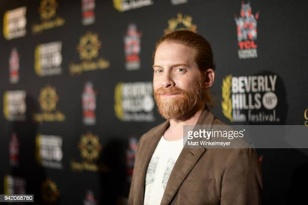 Seth Green attends the 18th Annual International Beverly Hills Film Festival Opening Night Gala Premiere of Benjamin at TCL Chinese 6 Theatres on...