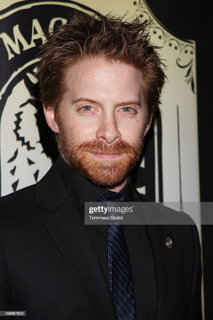 Seth Green attends the Academy of Magical Arts & The Magic Castle 50th anniversary gala held at The Magic Castle on January 2, 2013 in Hollywood, California.