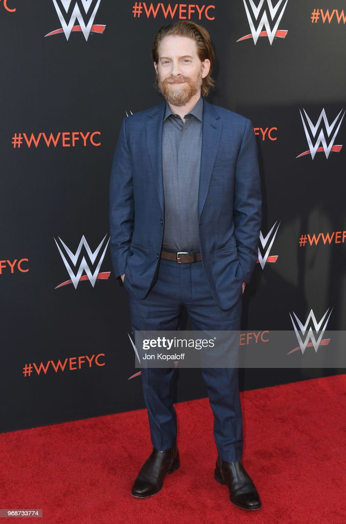 Seth Green attends WWE's First-Ever Emmy 'For Your Consideration' Event at Saban Media Center on June 6, 2018 in North Hollywood, California.