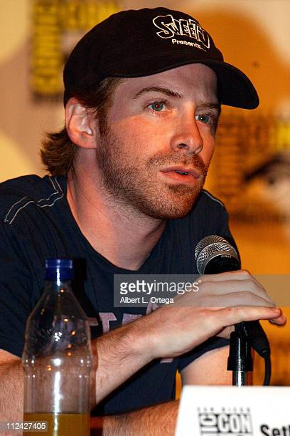 Seth Green during 36th Annual Comic Con International - Day Two at San Diego Convention Center in San Diego, California, United States.
