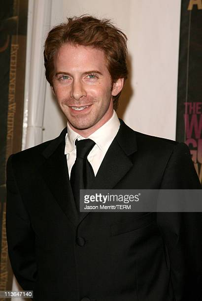 Seth Green, presenter during 2006 Writers Guild Awards - Press Room at The Hollywood Palladium in Hollywood, California, United States.
