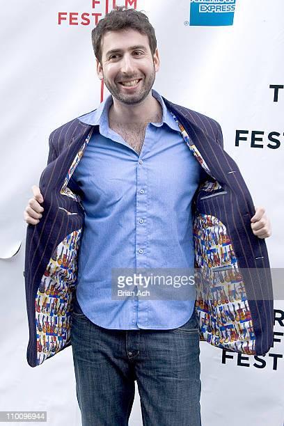Seth Grossman during 5th Annual Tribeca Film Festival 'The Elephant King' Premiere at AMC Loews 11th St Cinemas in New York New York United States