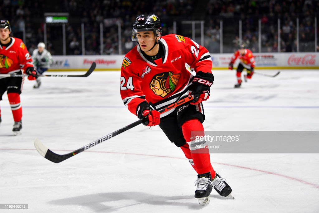 Portland Winterhawks v Seattle Thunderbirds : News Photo