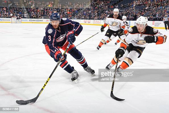 Anaheim Ducks V Columbus Blue Jackets Photos And Images ...