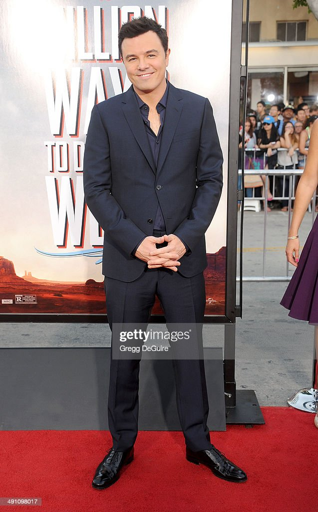 """A Million Ways To Die In The West"" - Los Angeles Premiere  - Arrivals"