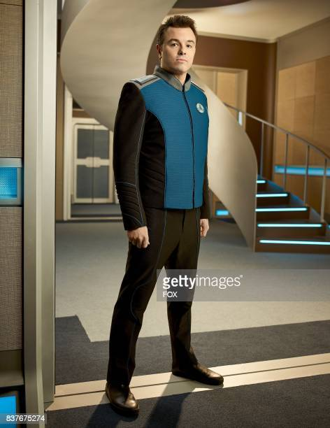"""Seth MacFarlane as Ed Mercer in the new space adventure series THE ORVILLE from the creator of """"Family Guy."""" The first part of the special two-part..."""