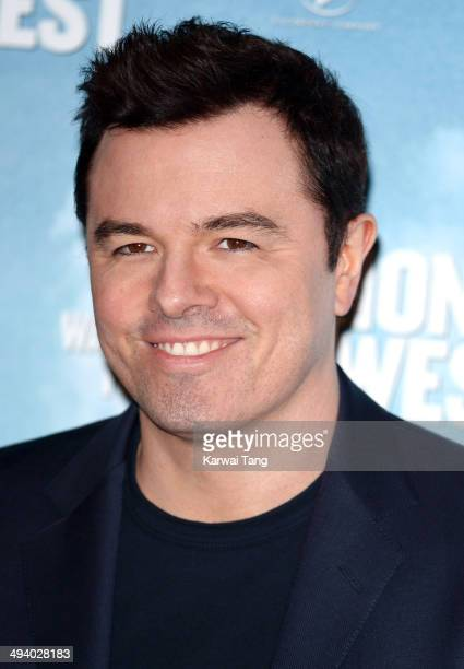 Seth MacFarlane attends a photocall to promote 'A Million Ways To Die In The West' held at Claridges Hotel on May 27 2014 in London England