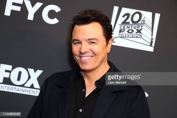 Seth MacFarlane attends FYC Special Screening Of Fox's The Orville at Pickford Center for Motion Picture Study on April 24 2019 in Los Angeles...