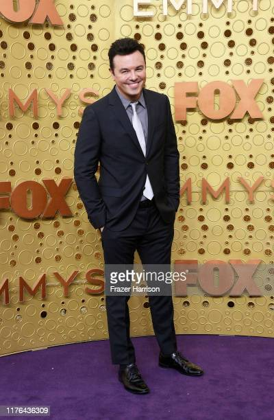 Seth MacFarlane attends the 71st Emmy Awards at Microsoft Theater on September 22, 2019 in Los Angeles, California.