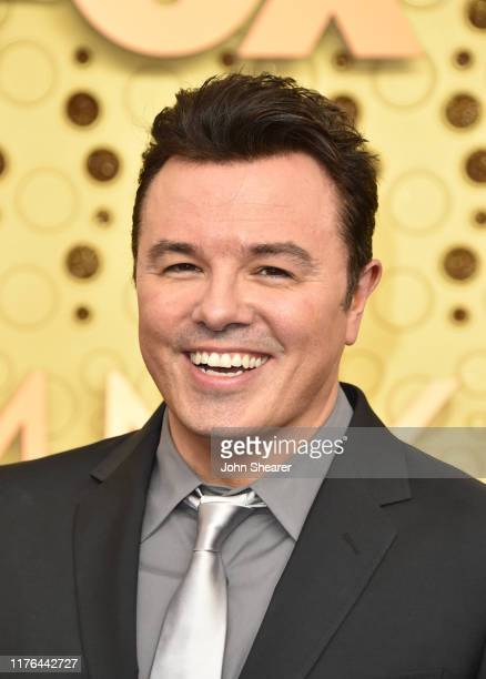 Seth MacFarlane attends the 71st Emmy Awards at Microsoft Theater on September 22 2019 in Los Angeles California
