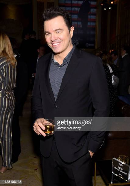 Seth MacFarlane attends The Loudest Voice New York Premiere after party on June 24 2019 in New York City