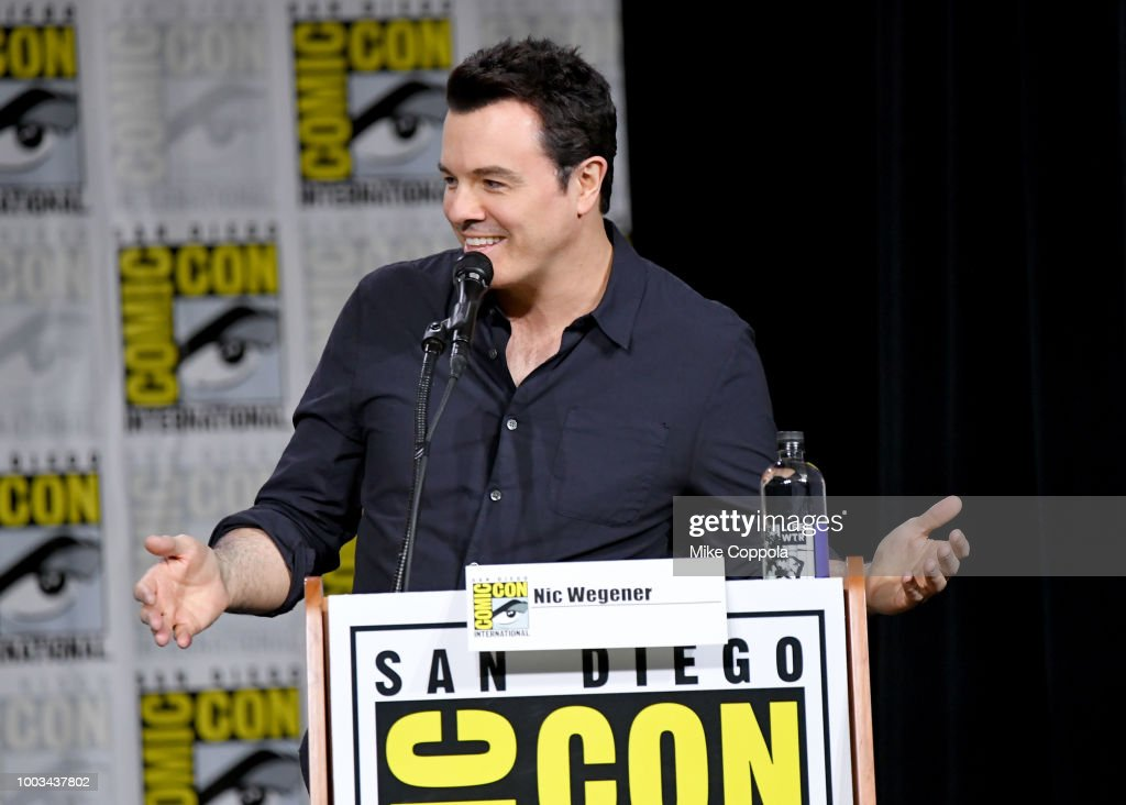 "Comic-Con International 2018 - ""American Dad!"" And ""Family Guy"" Panels"
