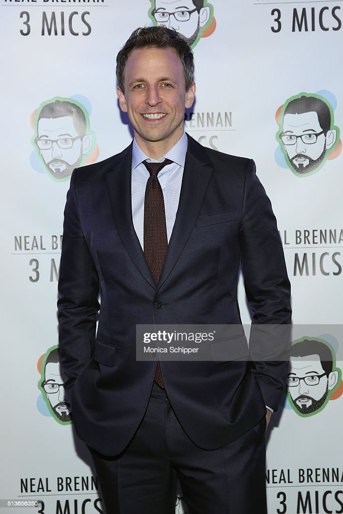 """Neal Brennan 3 Mics"" Opening Night"