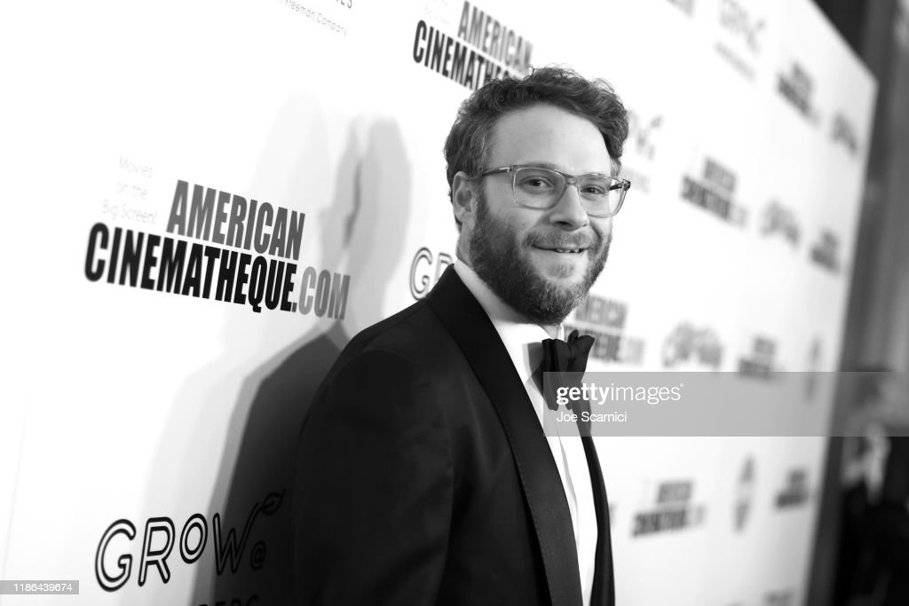 33rd American Cinematheque Award Presentation Honoring Charlize Theron and The 5th Annual Sid Grauman Award Presented by Hill Valley to Adam Aron on behalf of AMC Theatres : Fotografía de noticias
