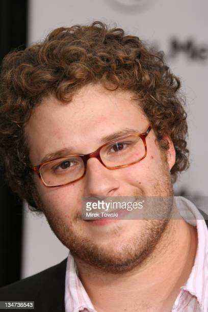 """Seth Rogen during """"You, Me and Dupree"""" Los Angeles Premiere - Arrivals at Arclight Cinerma Dome in Hollywood, California, United States."""