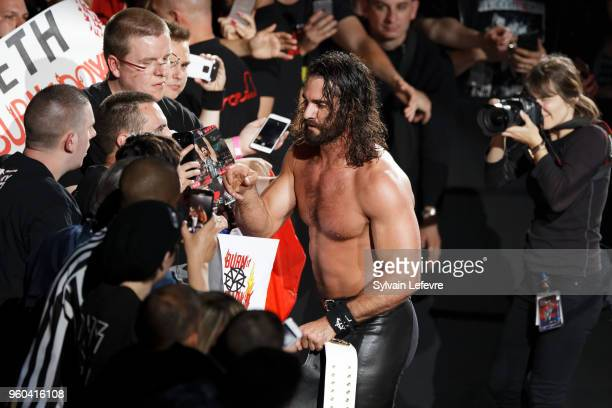 Seth Rollins Pictures and Photos - Getty Images