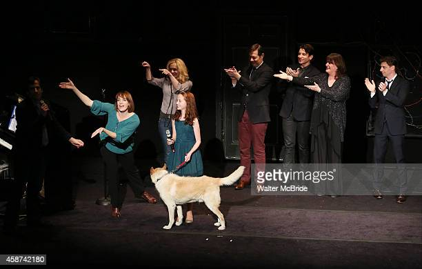 Seth Rudetsky Julia Murney Taylor Richardson Rachel Bay Jones John Bolton Andy Karl Ann Hampton Callaway and Christian Borle performing in 'Best in...
