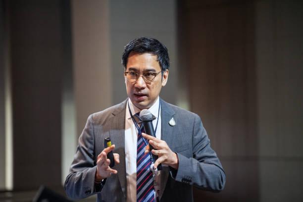 THA: Thai Central Bank Governor Sethaput Suthiwart-Narueput Media Briefing