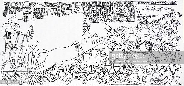 Seti I conquers Yenoam in ancient Palestine or Syria Seti I was a pharaoh of the New Kingdom Nineteenth Dynasty of Egypt the son of Ramesses I and...