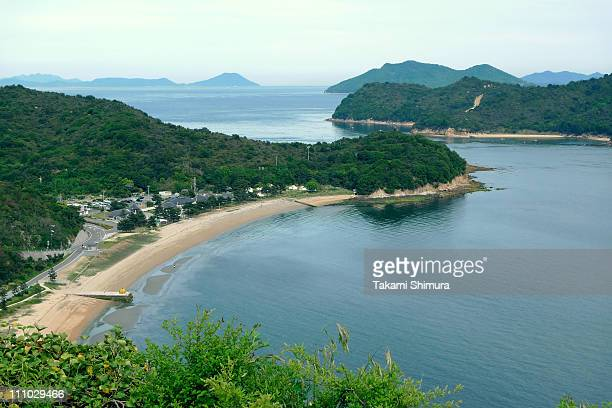 Seto Inland Sea from Benesse Art Site, Naoshima