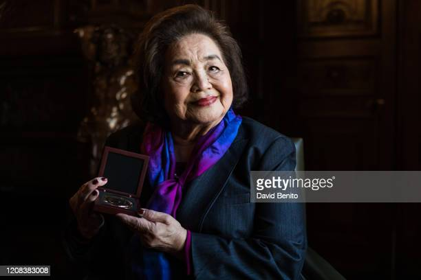 Setsuko Thurlow, of the International Campaign to Abolish Nuclear Weapons , Nobel Peace Prize in 2017 and survivor of the nuclear attack on...