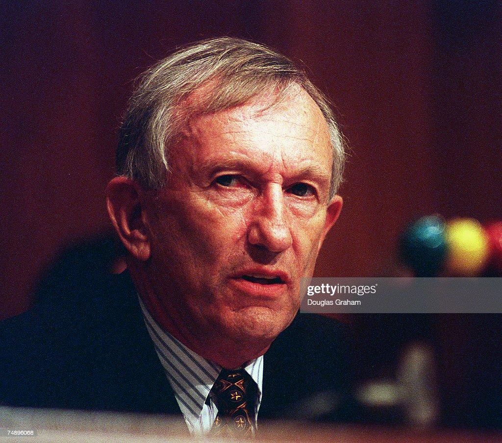 Obit: Former US Senator Jim Jeffords Dies At 80