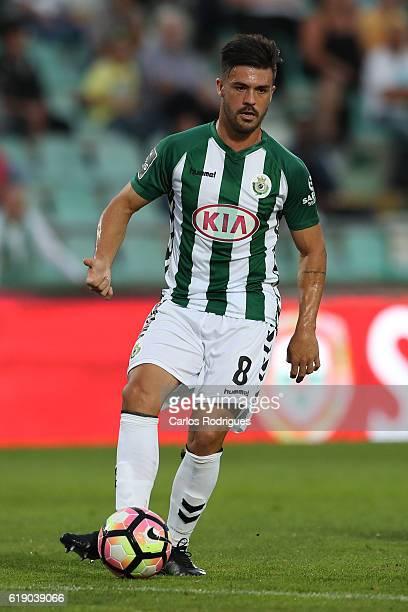 Setubal's midfielder Nene Bonilha from Brasil during the Setubal v Porto Primeira Liga at Estadio do Bonfim on October 29 2016 in Setubal Portugal