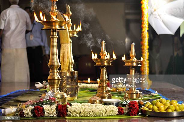 Setup for Kerala style marriage