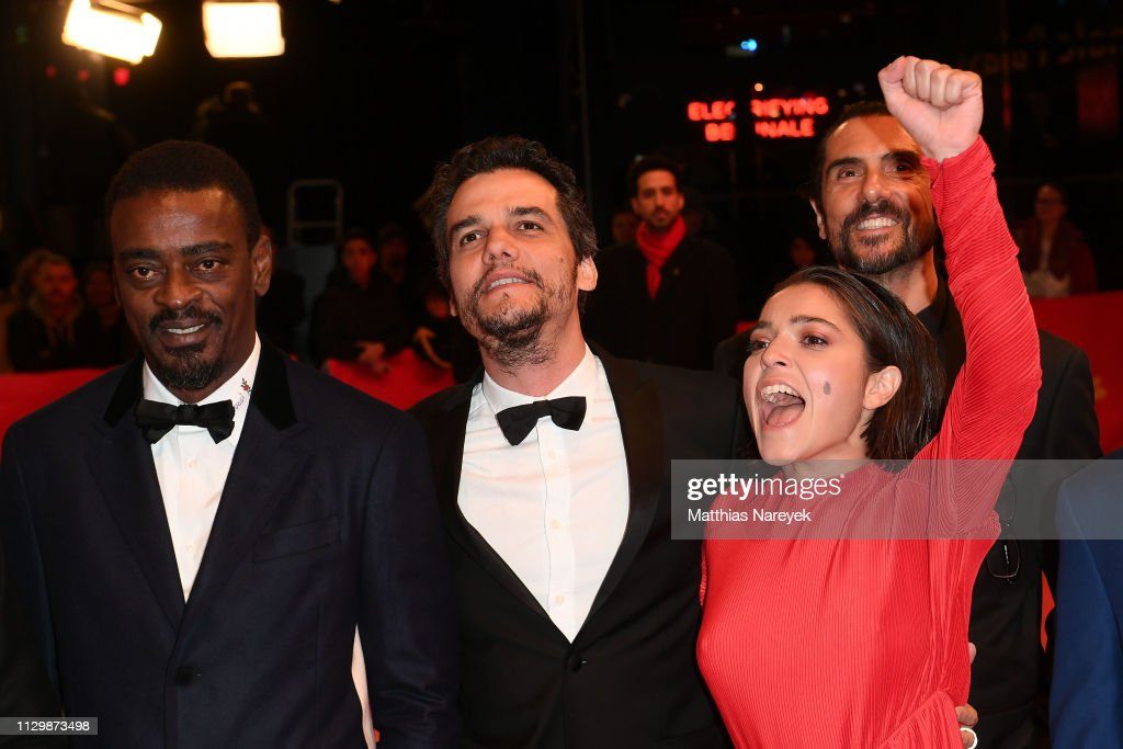 "DEU: ""Marighella"" Premiere - 69th Berlinale International Film Festival"