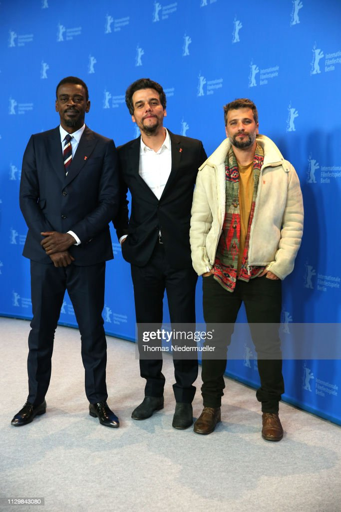 "DEU: ""Marighella"" Photocall - 69th Berlinale International Film Festival"