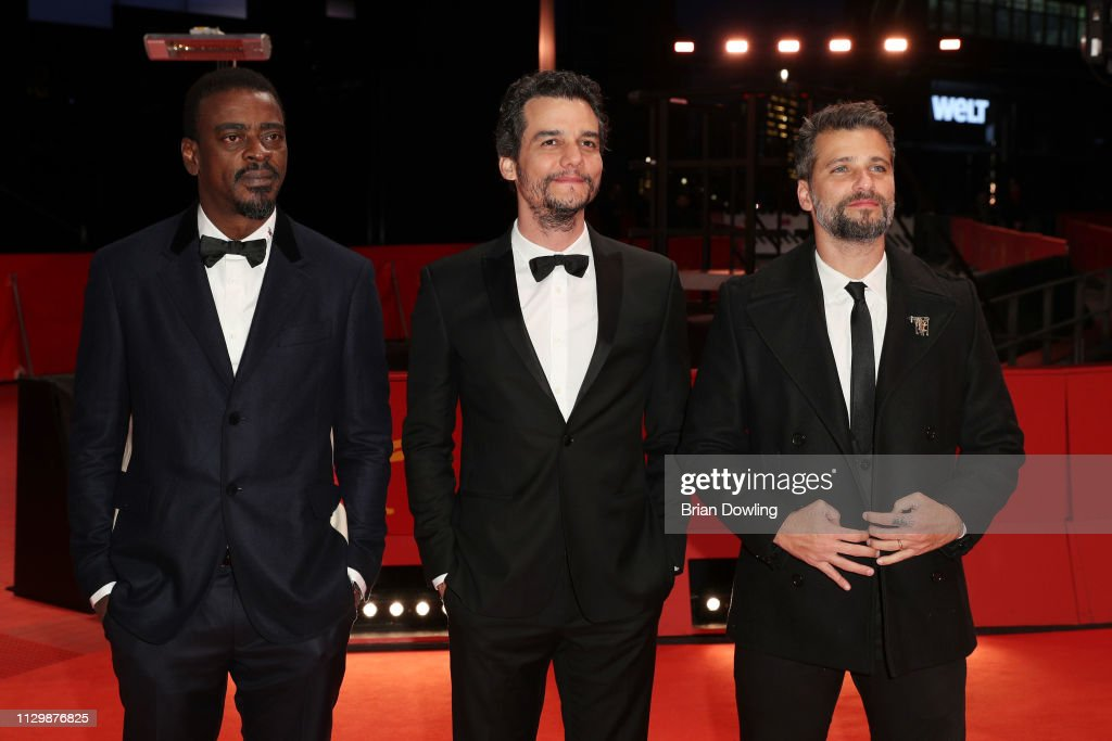 "DEU: ""Marighella"" Premiere - 69th Berlinale International Film Festival"